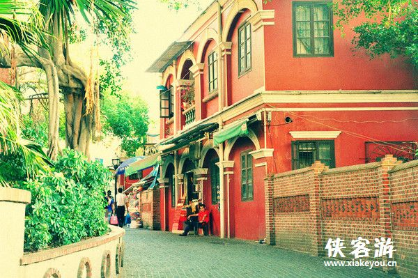 上海到厦门旅游 厦门鼓浪屿一动一飞三日游