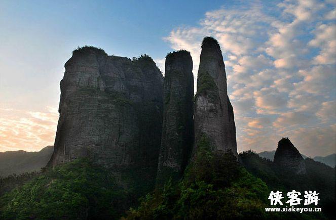 上海到江郎山旅游 探秘品質二日游