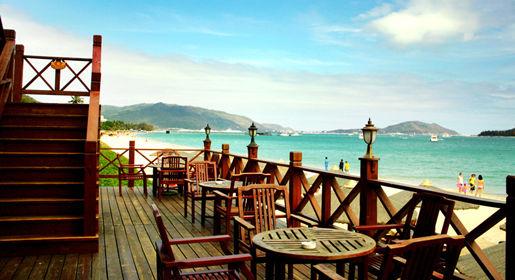 上海到海南三亚旅游 三亚蓝色经典双飞5日游-分界洲岛纯玩